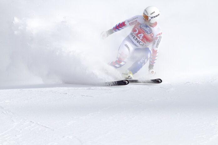 trening na nartach