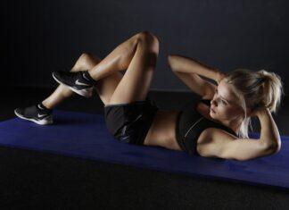 ćwiczenia na brzuch