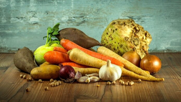 seler i inne warzywa