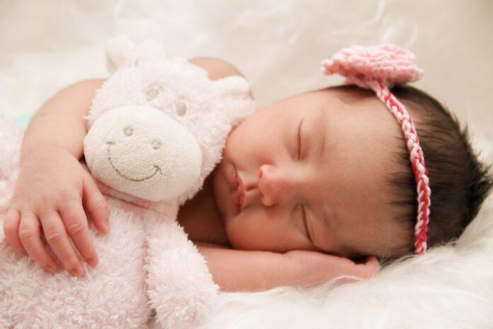 Jak usypiać niemowlę?